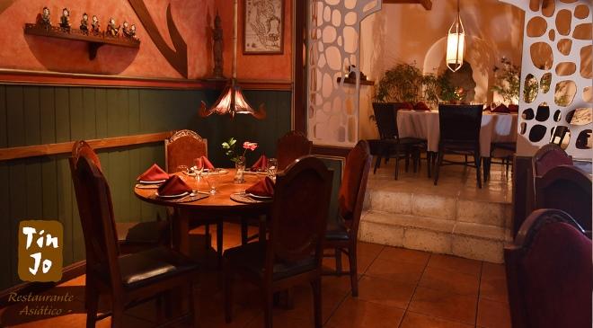 Reseñas del restaurante asiático Tin Jo en San José, Costa Rica