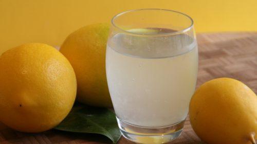 Haga deliciosa limonada con una licuadora